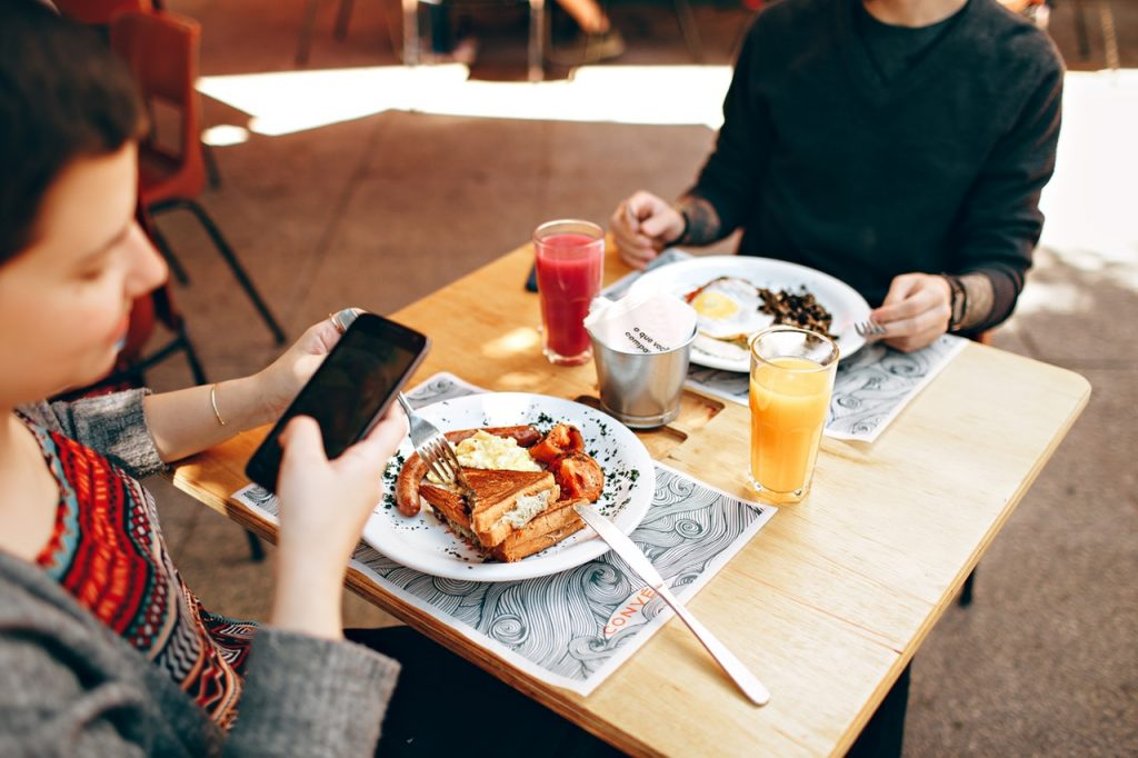 presenza online del tuo ristorante